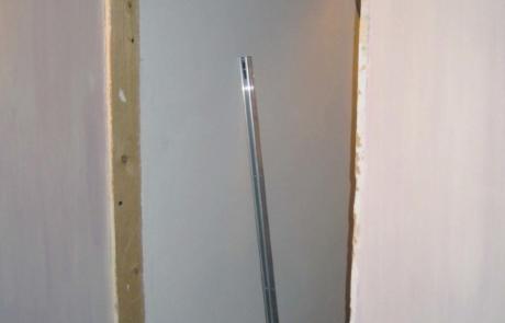 arredobagno venturi cambio porta stipite alluminio lavori 5